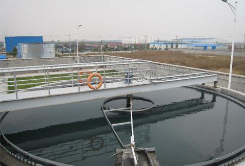 造纸工业废水