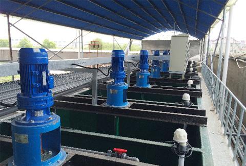 电镀废水工业