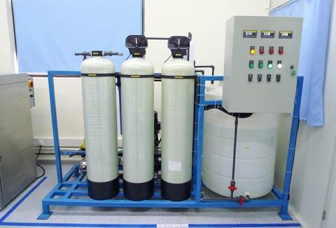 食品行业用软化水