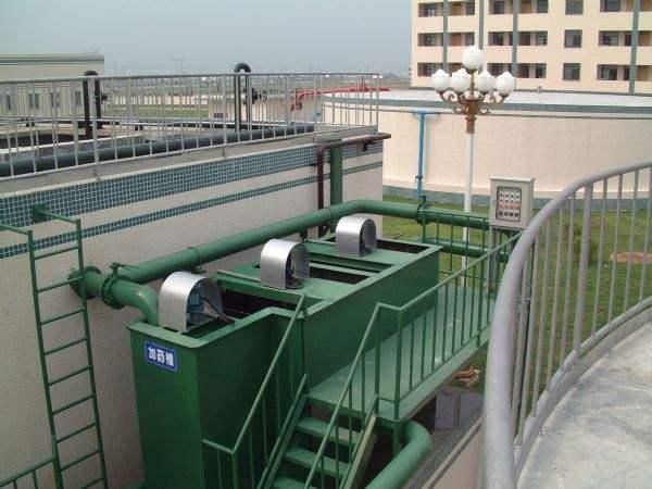 防眩显示屏(AG玻璃)废水处理
