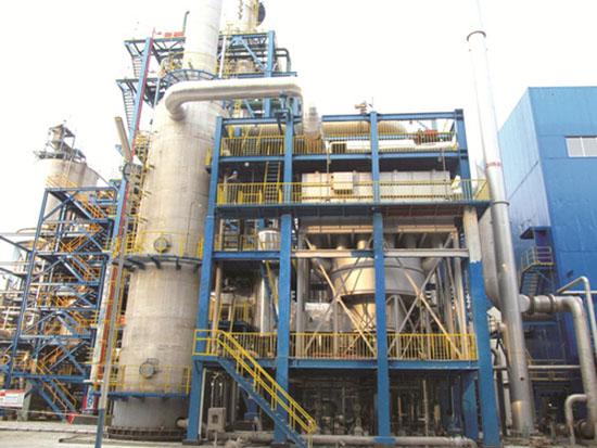 化工行业RTO废气处理设备