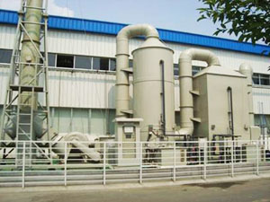 高浓度氯气收集处理系统