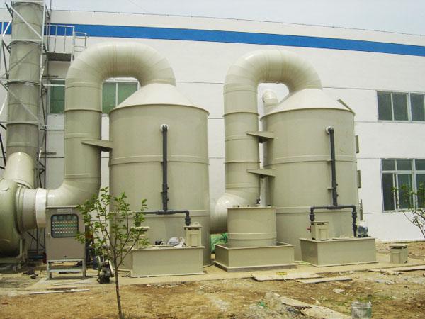 高浓度氮氧化物废气处理